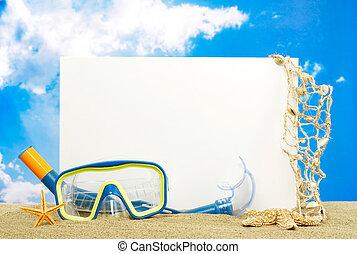 Summer message board