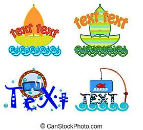 symbol, logo vector