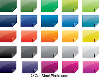tag colored