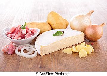 tartiflette ingredients