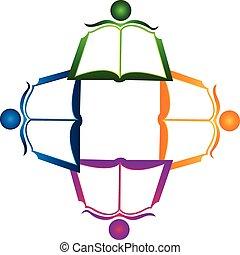 Teamwork book logo