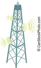 Telecommunication Antenna