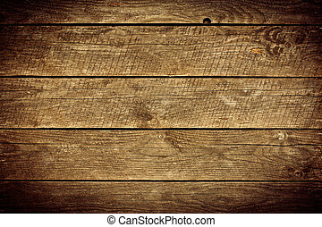the old wooden planks background
