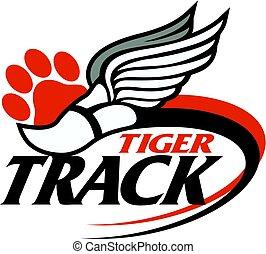 tiger track