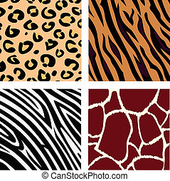 abstract, africa, african, animal, art, background, black, brown, camouflage, cheetah, collection, color, cow, decor, decoration, design, drawing, exotic, fashion, fur, giraffe, graphic, illustration, jaguar, jungle, leopard, material, orange, pack, pattern, print, retro, safari, seamless, set, skin...