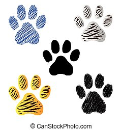 tigerfootprintcollection