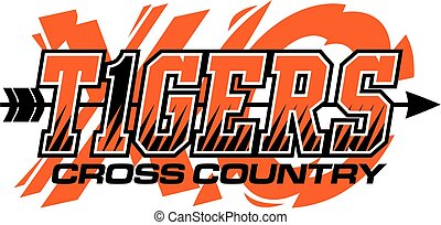 tigers cross country