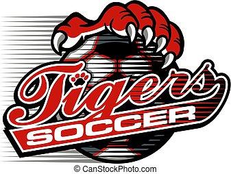 tigers soccer