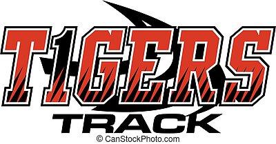 tigers track