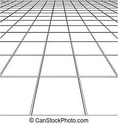 Tile Floor Vector
