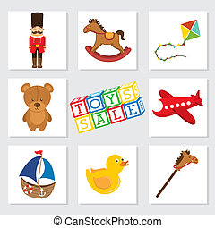 toy design over gray background vector illustration