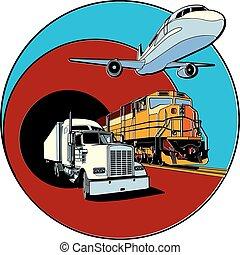 Transportation Badge