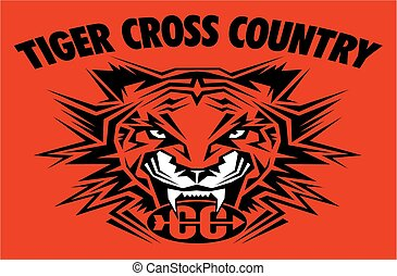 tiger cross country