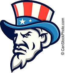 UNCLE-SAM-head-angry-side-MASCOT