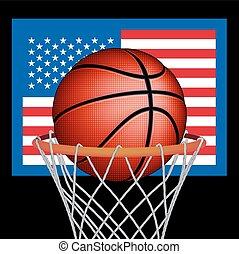 USA basket ball
