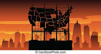 USA Billboard