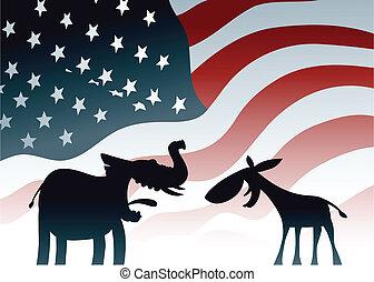 USA Vote Choice