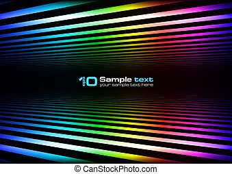 Abstract vector eps10 glowing background. For your design.