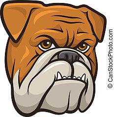 Vector Bulldog