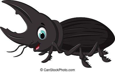funny bug Hercules cartoon