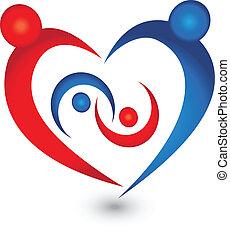 Vector of Family symbol logo