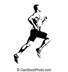 Vector runner
