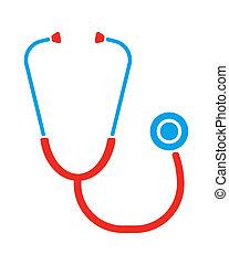 Vector Stethoscope