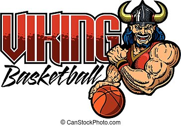 viking basketball