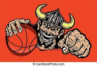 vikings basketball