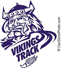 vikings track