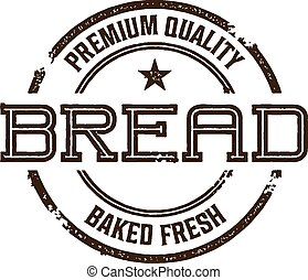 Vintage Style Bread Sign