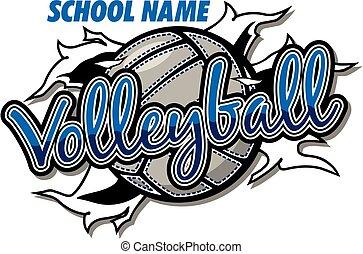 volleyball team design