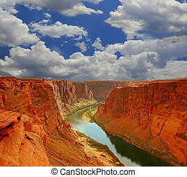Grand Canyon Mouth in Paige Arizona