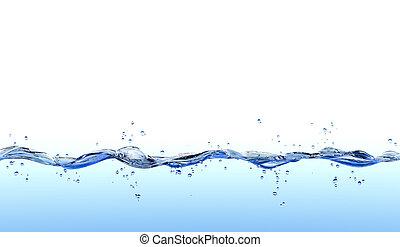 Water splash