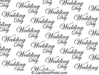 Wedding Day script