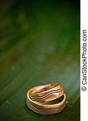 Wedding still-life