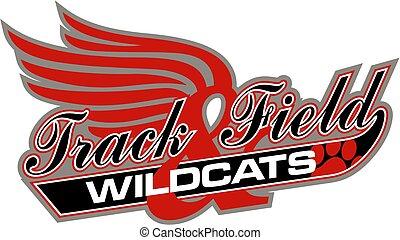 wildcats track & field