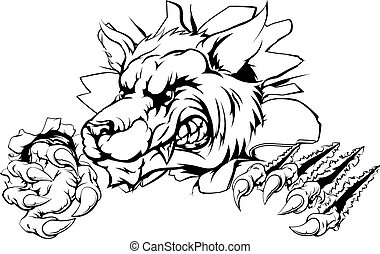 Wolf claw breakthrough