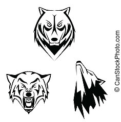 wolf set