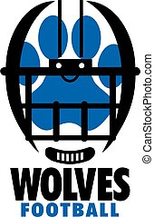 wolves football