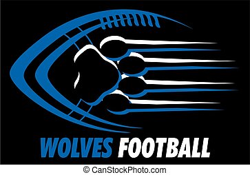 wolves football