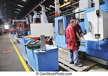 workers people in factory